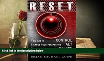 Download [PDF]  RESET: Control, Alt, Delete (Self-Help Books: Spiritual Growth, Personal Growth,