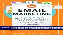 [PDF] Email Marketing: This Book Includes  Email Marketing Beginners Guide, Email Marketing