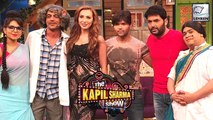 Iulia Vantur & Himesh Reshammiya On 'The Kapil Sharma Show'