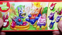 Ice Cream Cones Kinder Joy Surprise Eggs Crazy Friends Ice Age 5 Toys