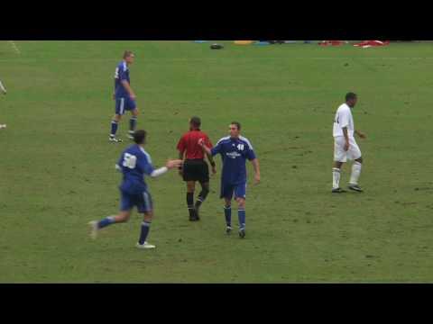 MLS Combine 2010: Saturday Game One Goals
