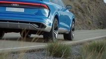 Audi Q8 Concept (Dynamique)
