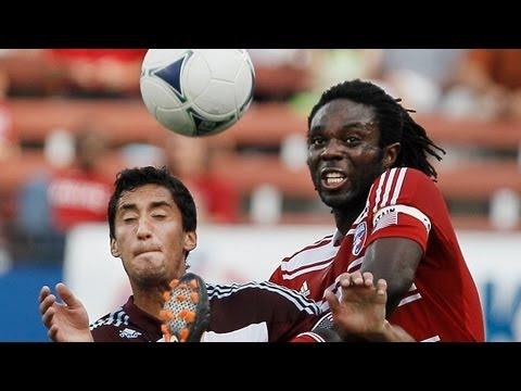 HIGHLIGHTS: FC Dallas vs Colorado Rapids, MLS May 6, 2012