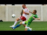 HIGHLIGHTS: New York Red Bulls vs Seattle Sounders, MLS July 15th, 2012