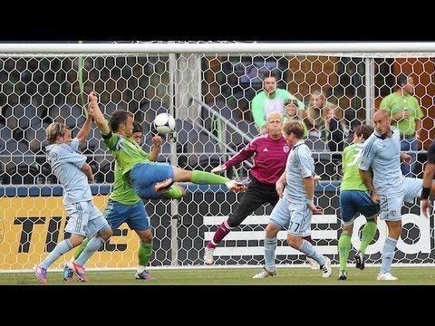 HIGHLIGHTS: Seattle Sounders vs Sporting Kansas City, MLS