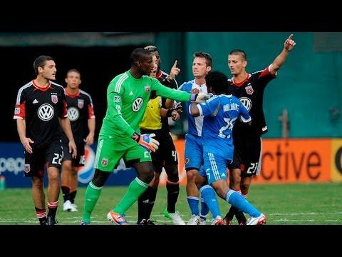 HIGHLIGHTS: DC United vs Philadelphia Union, MLS August 19th