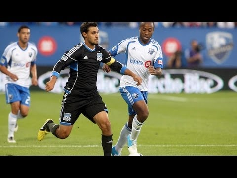 HIGHLIGHTS: Montreal Impact vs San Jose Earthquakes, MLS August 18th