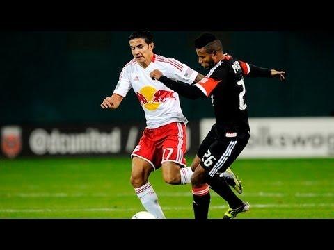 PLAYOFF HIGHLIGHTS: D.C. United vs New York Red Bulls, MLS