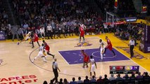 Brandon Ingram Throws Down the Huge Slam While Surrounded by Raptors-Zwj7hzgLxWo