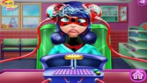 Miraculous Ladybug Brain Doctor Animation Video - Ladybug and Cat Noir Games