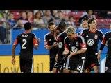 GOAL: De Rosario gives United life | FC Dallas vs. DC United