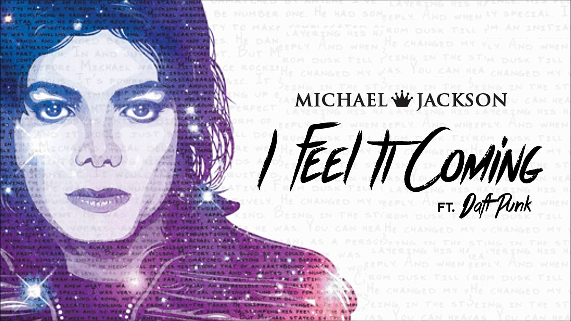 Michael Jackson - I Feel It Coming ft  Daft Punk (Official Audio) NEW SONG  2017
