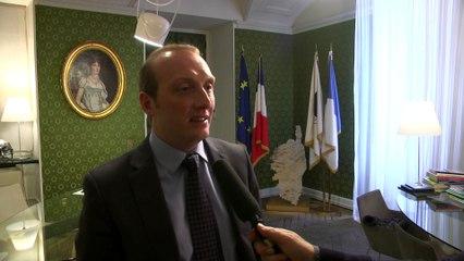 VIDEO. Laurent Marcangeli ne sera pas candidat aux prochaines élections législatives
