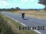 France Stunt Moto Wheeling