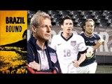 Jurgen Klinsmann with lineup decisions against Jamaica | Brazil Bound