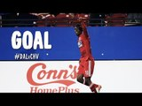 GOAL: Fabian Castillo slams it in from close range | FC Dallas vs Chivas USA