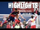 HIGHLIGHTS: Chicago Fire vs. New York Red Bulls | March 23, 2014