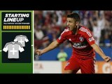 MLS Fantasy: Super Mauro Diaz out for FC Dallas? Here's how to cope | Starting Lineup