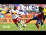 HIGHLIGHTS: New York Red Bulls vs Chicago Fire | May 10, 2014
