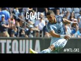 GOAL: Dom Dwyer blasts his PK past Perkins | Montreal Impact vs Sporting Kansas City
