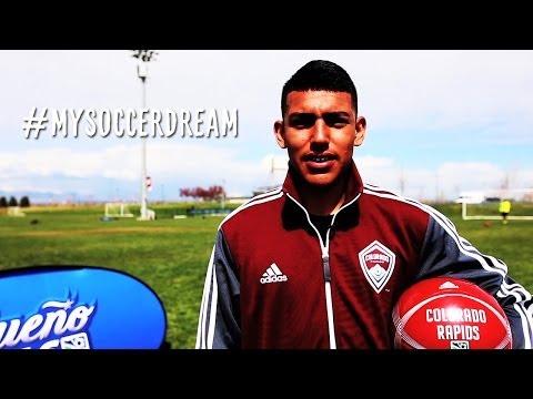 My Soccer Dream: Gilberto Tovar | Sueño MLS