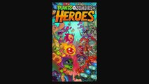 Plants vs. Zombies Heroes: The Great Cave Raid - Zombies Mission 2 (PvZ Heroes iOS/Android)