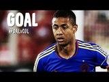 PK GOAL: Gabriel Torres pokes the penalty kick   FC Dallas vs. Colorado Rapids