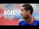 GOAL: Gabriel Torres curls a lovely shot over Kennedy   Colorado Rapids vs Chivas USA