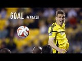 GOAL: Adam Bedell with his first MLS career goal