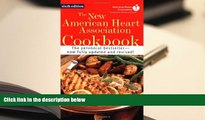 Audiobook  The New American Heart Association Cookbook American Heart Association For Kindle