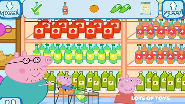 Get the Shopping List Right Shopping With Peppa Pig GAME REVIEW