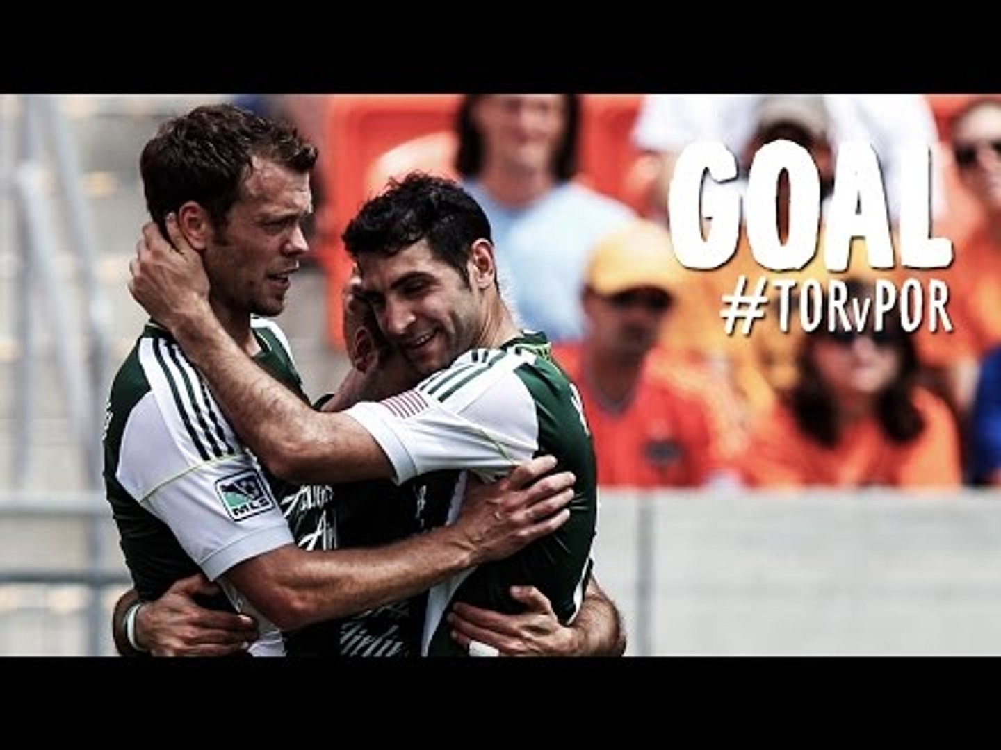 OWN GOAL: Steven Caldwell deflects Valeri's ball into his own net | Toronto FC vs. Portland Timbers