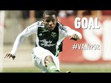 GOAL: Alvas Powell nods in Diego Valeri cross for opener | Vancouver Whitecaps v Portland TImbers