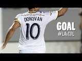 PK GOAL: Landon Donovan scores his second spot kick of the game | LA Galaxy vs Colorado Rapids