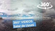 360° Videos - Salar de Uyuni - Dakar 2017