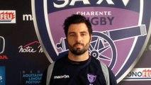 Antoine Roger avant SA XV - Albi