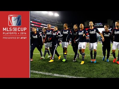 #NYvNE, Part 2: Game Changers for New England | MLS Cup Playoffs presented by AT&T