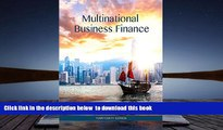 Download [PDF]  Multinational Business Finance (14th Edition) (Pearson Series in Finance) David K.