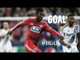 GOAL: Fabian Castillo in the right place at right time with a header | FC Dallas v LA Galaxy