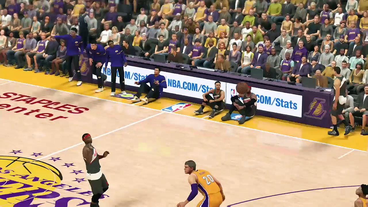 NBA 2K17 Challenge Highlights