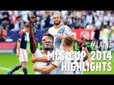 HIGHLIGHTS: MLS CUP 2014 - LA Galaxy vs. New England Revolution | December 7, 2014