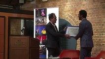 Une station TV afghane menacée par les Talibans gagne 1 prix AFP