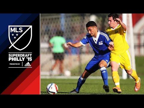HIGHLIGHTS: Adi Zero vs. Nativo | MLS Combine 2015