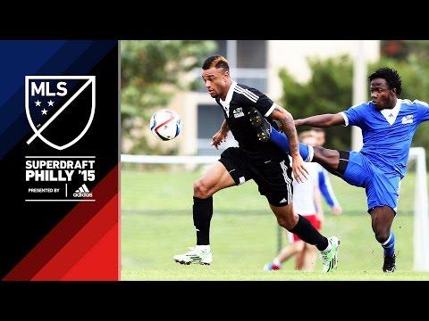 HIGHLIGHTS: Nitro Charge vs. AdiZero | MLS Combine 2015