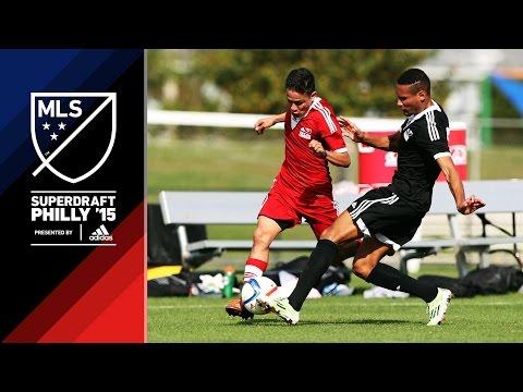 HIGHLIGHTS: Nitro Charge vs. Predator | MLS Combine 2015