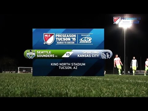HIGHLIGHTS: Sporting KC vs. Seattle Sounders | MLS Preseason 2015
