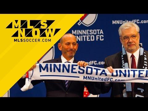 MLS awards expansion team to Minnesota   MLS Now