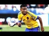 GOAL: Gabriel Torres' header gives the Rapids an early lead   New York Red Bulls vs. Colorado Rapids