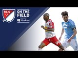 David Villa or Bradley Wright-Phillips?   On The Field presented by Windows