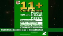 PDF] 11+ Confidence: CEM style Practice Exam Papers Book 2